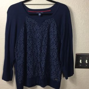 Tommy Hilfiger lightweight sweater XL